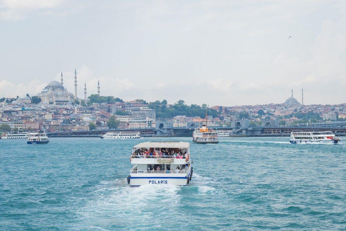 Почему жить на берегу моря в Стамбуле - это здорово